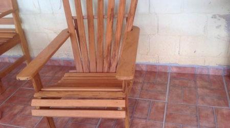 Cadeira Pavao