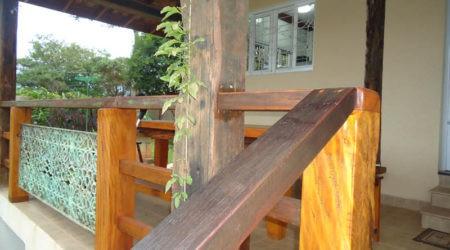 Estrutura externa madeira 2